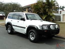 nissan skyline qld for sale nissan patrol st 2001 white turbo diesel 5spd 4x4 in in brisbane qld