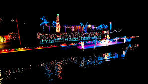 christmas light canal cruises highlight the holidays in charlotte