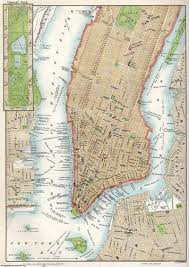 New York City On Map Free Downloads Of Large Old New York City Maps Minimalgoods