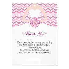 bridal shower thank you cards bridal shower thank yous bridal shower thank yous exle template