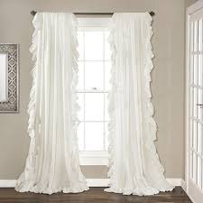 Geometric Orange Curtains Curtains Curtains And Drapes Kirklands