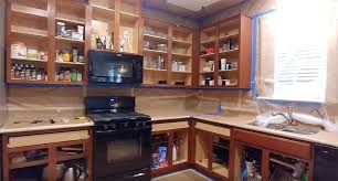 how to paint kitchen cabinets doors painting cabinets how the pros do it paper moon painting