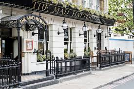 the mad hatter hotel fuller u0027s pub and hotel in london