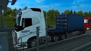 volvo official euro truck simulator 2 tot cu volvo official video youtube