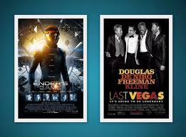movie podcast weekly ep 058 ender u0027s game 2013 and last vegas