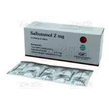 Obat Yarindo jual beli salbutamol 2mg graha farma k24klik