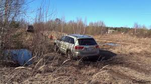 Grand Cherokee Off Road Tires Off Road Test Subaru Outback Vs Jeep Grand Cherokee Vs Land Rover