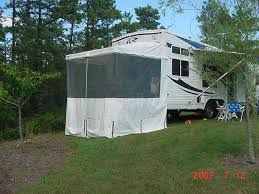Carefree Awning Rv Net Open Roads Forum Toy Haulers Rear Awning And Screen Room