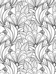 24 More Free Printable Adult Coloring PagesADULT FLOWERS COLORING