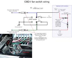 wiring a override switch to the stock electric fans camaroz28