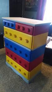 how to build a lego themed dresser dresser legos and lego room