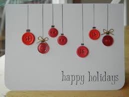 surprising home made christmas cards peachy best 25 homemade ideas