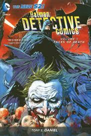 review batman detective comics vol 1 faces of death hardcover