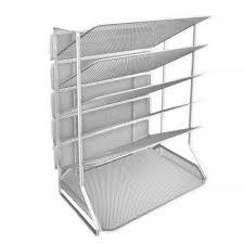 Metal Desk Organizer Metal Desk Organizers Accessories Office Supplies The Home