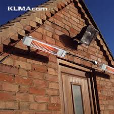 Electric Outdoor Patio Heater Wall Mounted Outdoor Heaters Dallas Outdoor Heater Installation