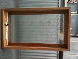 Awning Window Fly Screen Timber Awning Window 1025h X 606w Obscure Glass U2013 Stock Windows