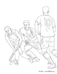 free printable coloring pages hockey players nhl sport source