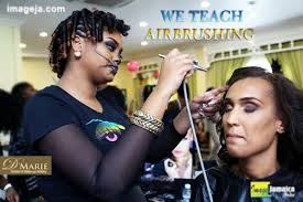 school of makeup artistry d institute limited kingston jamaica