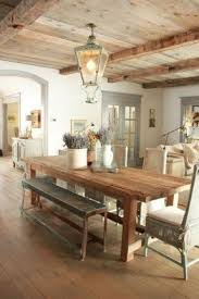Bench Style Dining Tables Farmhouse Dining Table With Bench Foter