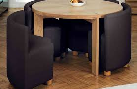 Narrow Kitchen Table by Dining Room Round Glass Dining Table With Chairs Stunning Small