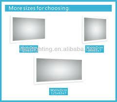 Movable Bathroom Mirrors by China Bathroom Accessory Ul Ce Movable Bathroom Mirror Buy Ul Ce