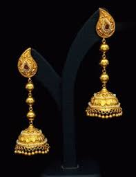 earrings gold design gorgeous gold jhumka earrings jhumka earrings