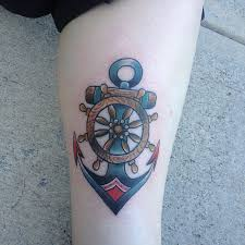anchor tattoos and designs page 162