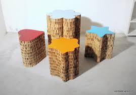 arredo in cartone mobili cartone pressato arredo cartone ecologico with mobili