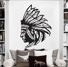 American Indian Decorations Home Compare Prices On Wall Decals Native American Online Shopping Buy