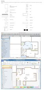 Room Layout Design Software For Mac by House Electrical Plan Software Electrical Diagram Software