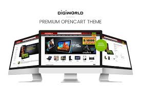 download opencart templates on envato elements