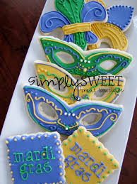 mardi gras cookies simplysweet treat boutique mardi gras cookies