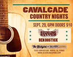 cavalcade country nights silverlakes sports complex