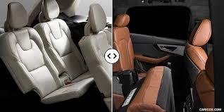 audi q7 6 seat configuration volvo xc90 vs audi q7