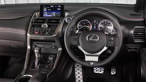 lexus nx f interior 2015 lexis nx review departures magazine