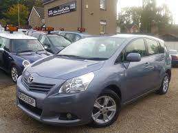 used toyota verso manual for sale motors co uk