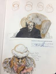 molly crabapple sent us sketches from khalid sheikh mohammed u0027s