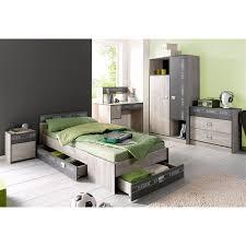 ensemble de chambre ensemble chambre pour enfants lit chevet armoire parisot fabric
