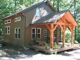 Timber Frame Cottage by Timber Frame Cabin Located Nextt To The Cla Vrbo