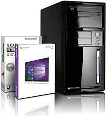 ordinateur de bureau sans unité centrale shinobee pc unité centrale pour ordinateur de bureau processeur