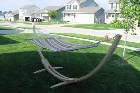 happy hammock stand wood magazine