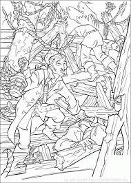 coloriage à imprimer coloriage pirates des caraibes 001
