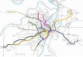stl metro map dotage st louis transit maps