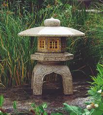 antique japanese yukimi lantern this lantern is designed to