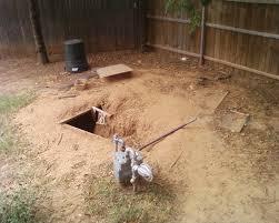 building a underground fort 7 steps