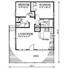 floor plan for small houses tiny house floor plans and 3d home plan under 300 square feet