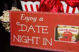 date basket for the of food diy date in gift basket with redbox