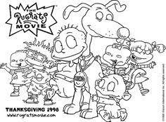 Coco Pops Rugrats Flickbooks Ads Rugrats