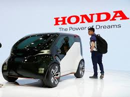 honda car models honda to launch 2 electric cars by 2018 business insider
