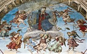 the roman anglican the carafa chapel